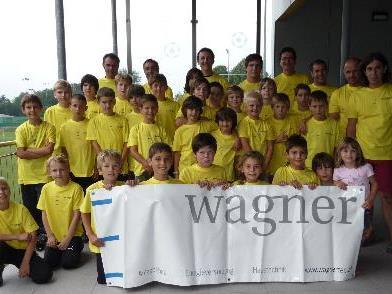 Wagner Installationen Erlebnistage des FC Nüziders