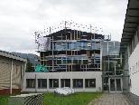 Über vier Millionen Euro stecken in der neuen Hauptschule.
