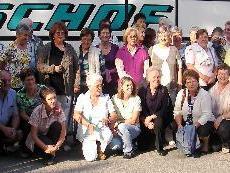 50 Mitglieder des Kneipp-Aktiv-Clubs nahmen am dreitägigen Ausflug ins Kamptal teil.