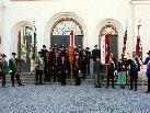 50 jähriges Fahnenjubiläum der Schützengilde Götzis 1834