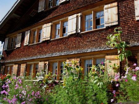 Alte Bregenzerwälderhäuser sind sanierungswürdig