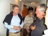 Am Sonntag wurden interessierte Gäste durch das Mitdafinerhus geführt.