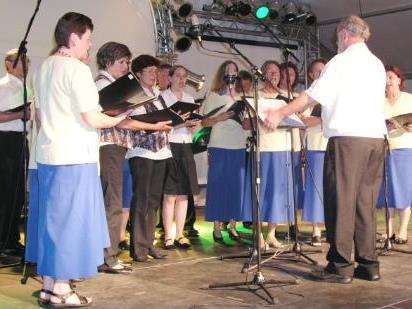 Archivbild Rütner Chorgemeinschaft