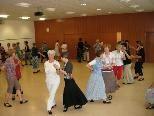 Auch Tanzkursabschlussbälle sind äußerst beliebt da Gelerntes gleich angewendet werden kann
