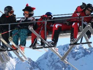Bald beginnt die Skisaison