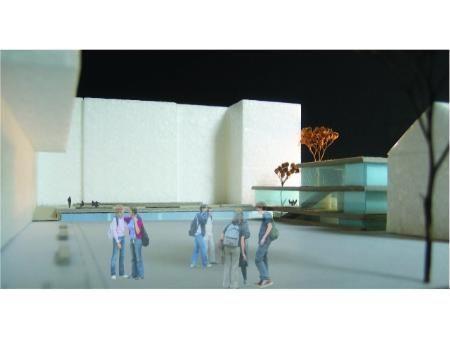 Das Bundesgymnasium wird um vier Klassenzimmer, Räumlichkeiten für die Nachmittagsbetreuung und einen Turnsaal erweitert.