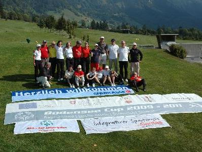Das Special Olympics-Team Bludenz-Braz