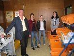 Das neue INTEGRA Post.Partner.Team in der Postfiliale Lochau.