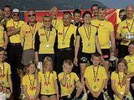 Der Berglaufclub Bludenz war bei der Landesmeisterschaft in Klaus dabei