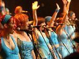 """Der Chor """"POPVOX"""" tritt am 16. Oktober in Lingenau auf. (Foto: MO)"""