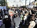 Der Protest verlagert sich wieder auf die Straße