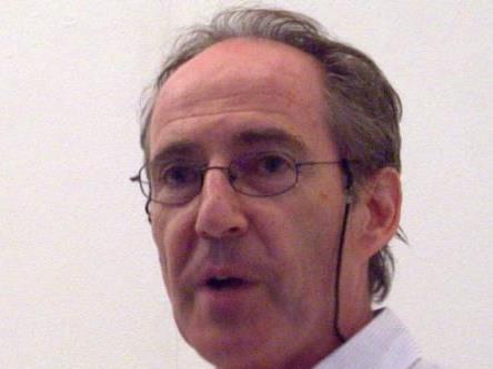 """Der St. Galler Universitätsprofessor Peter Hassler spricht zum Thema """"Menschenopfer bei den Azteken und Maya: Realität oder Fantasie?"""""""