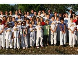 Der Taekwondo Verein Nenzing freut sich über die neuen Gradierungen.