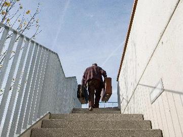 Der Umzug ins neue Sozialzentrum in Lauterach ist vollzogen.
