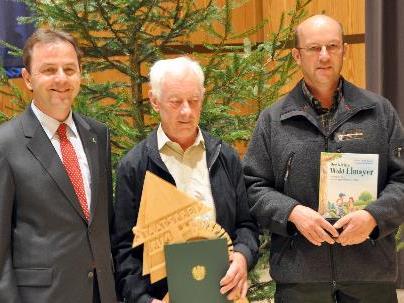 Die Agrargemeinschaft Thüringeberg darf sich über den Staatspreis freuen.