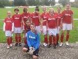 Die ESV U14-Mädchen wurden Herbstmeister 2009.