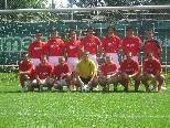 Die Future League Mannschaft des BayWa Lamag FC Thüringen