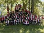 Die Harmoniemusik Vandans feiert ihr 111jähriges Bestehen mit einem Zapfenstreich.