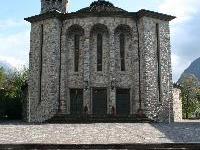 Die Heilig Kreuz Kirche heute.