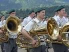 Die Militärmusik Vorarlberg wird in Vandans die Feierlichkeiten des Pensionistenverbandes musikalisch mitgestalten.