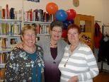 Die Mundartdichterinnen Jytte Dünser, Maria Etlinger und Lidwina Boso berührten die Zuhörer mit ihren Texten