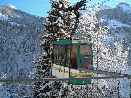 Die Seilbahnen Sonntag starten am 8.Dezember in die neue Wintersaison.