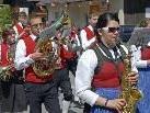 Die Trachtenkapelle Gantschier wird den Festakt der Funkenzunft Gantschier Montafon musikalisch umrahmen.