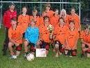 Die U16-Mannschaft des FC Übersaxen.