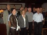 Die zehn nun pensionierten Schuldirektor(inn)en mit BSI Maria Kolbitsch-Rigger