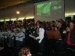 Ein wuderbares Chorkonzert boten die Hohenemser Chöre dem Publikum.