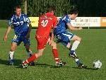 FC Bizau will auch die Heimserie verlängern und nochmals gewinnen.