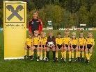 FC Egg Nachwuchs auf großer Fahrt zum WM-Qualispiel von Österreich in Innsbruck.