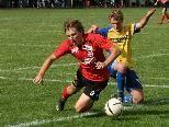 FC Hard gewann in Kufstein mit 5:1-Toren.