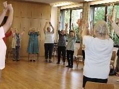 Fit und beweglich im Alter