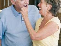 Gesunde Ernährung für Senioren.