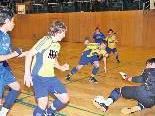 Größte Hallenfußballturnier-Serie steigt ab Ende November in Koblach.