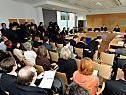 Großer Andrang am Wiener Handelsgericht