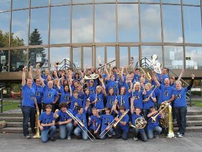 Grund zur Freude hat das Schülerorchester der Musikschule Walgau