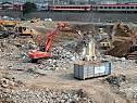 Hauptbahnhof soll bis 2013 in Teilbetrieb gehen
