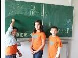 """Herzlich willkommen in der """"Neuen Vorarlberger Mittelschule Frastanz"""""""