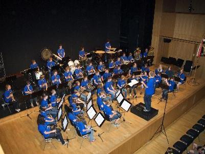 Jugendblasorchester Walgau fährt nach Linz zum Bundeswettbewerb