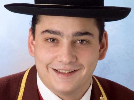 Kapellmeister Reinhard Fetz