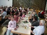 Kartoffeltag im Schulsaal: Dank der vielen Besucher(innen) ein voller Erfolg.