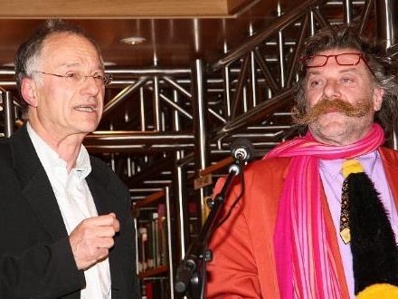 Kurt Greußing und Willi Meusburger