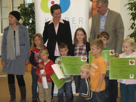 LR Schmid zieht erfolgreiche Bilanz: 2600 Kinder haben insgesamt 27 Museen besucht