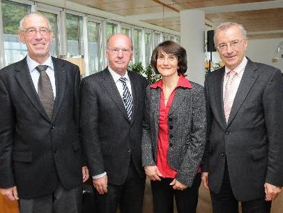 Langjähriger PV-Obmann Gmeiner in den Ruhestand verabschiedet