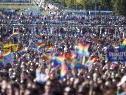 Laut Organisatoren kamen 150.000 Demonstranten