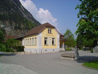Literaturband kann bei der Gemeinde Lorüns abgeholt werden.