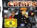 Metropolis Crimes: Knifflige Privatschnüffelei in coolem Setting.