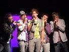 Mit Viva Voce gastiert eine der erfolgreichsten A-cappella-Boybands Deutschlands in Götzis